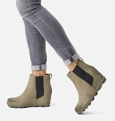 Women's Joan of Arctic™ Wedge II Chelsea Bootie JOAN OF ARCTIC™ WEDGE II CHELSEA | 010 | 10, Sage, video