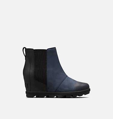 Women's Joan of Arctic™ Wedge Chelsea Boot JOAN OF ARCTIC™ WEDGE II CHELS | 224 | 6, Collegiate Navy, front