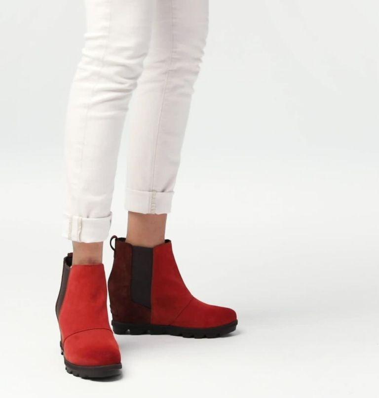 Botte compensée Chelsea en peau de mouton Joan of Arctic™ pour femme Botte compensée Chelsea en peau de mouton Joan of Arctic™ pour femme, video