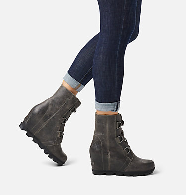 Women's Joan of Arctic™ Wedge II Boot JOAN OF ARCTIC™ WEDGE II | 010 | 10, Quarry, video