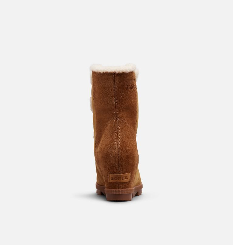 JOAN OF ARCTIC™ WEDGE II SHEAR | 224 | 7.5 Women's Joan of Arctic™ Wedge II Shearling Boot, Camel Brown, back