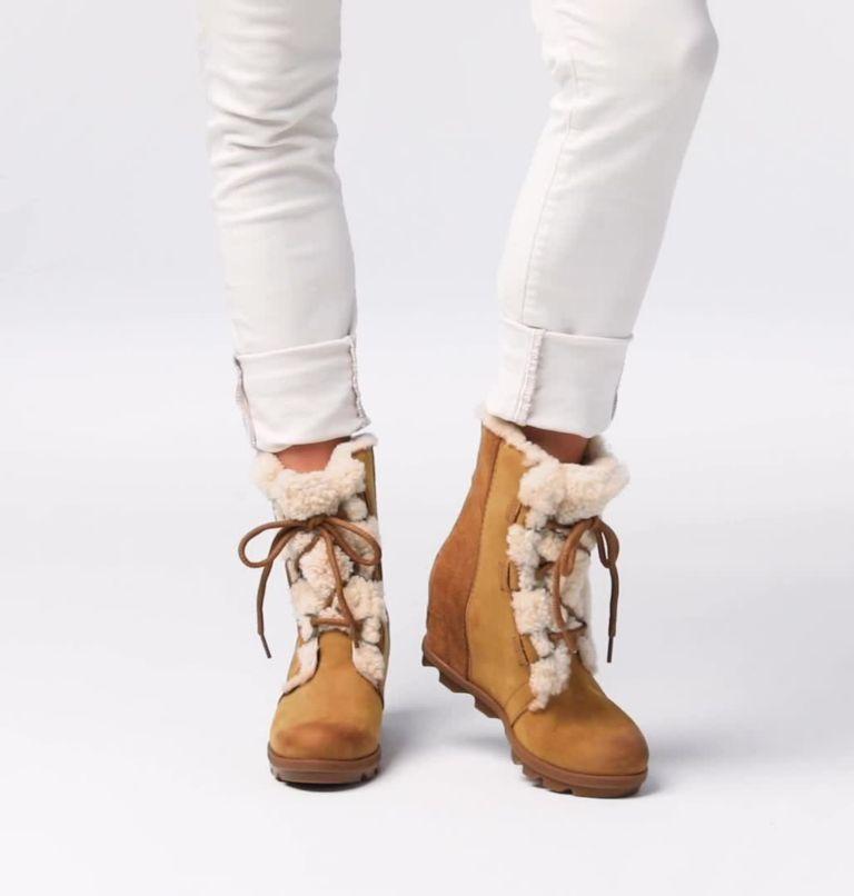 Women's Joan of Arctic™ Wedge II Shearling Boot Women's Joan of Arctic™ Wedge II Shearling Boot, video