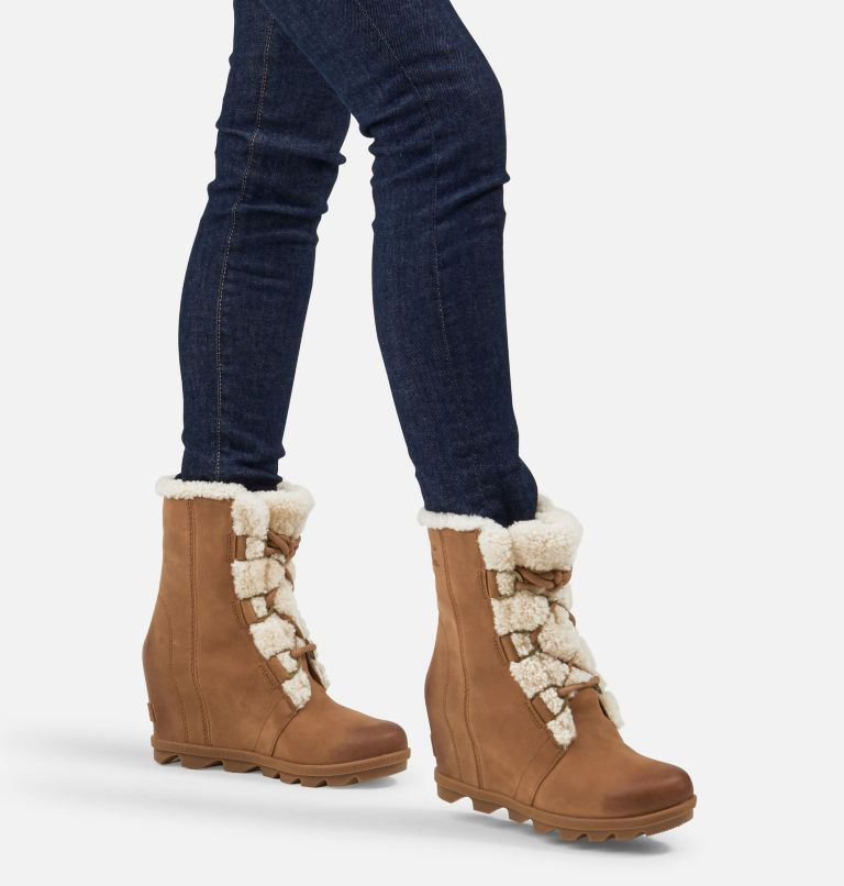 JOAN OF ARCTIC™ WEDGE II SHEARLING | 242 | 10 Women's Joan of Arctic™ Wedge II Shearling Boot, Velvet Tan, a9