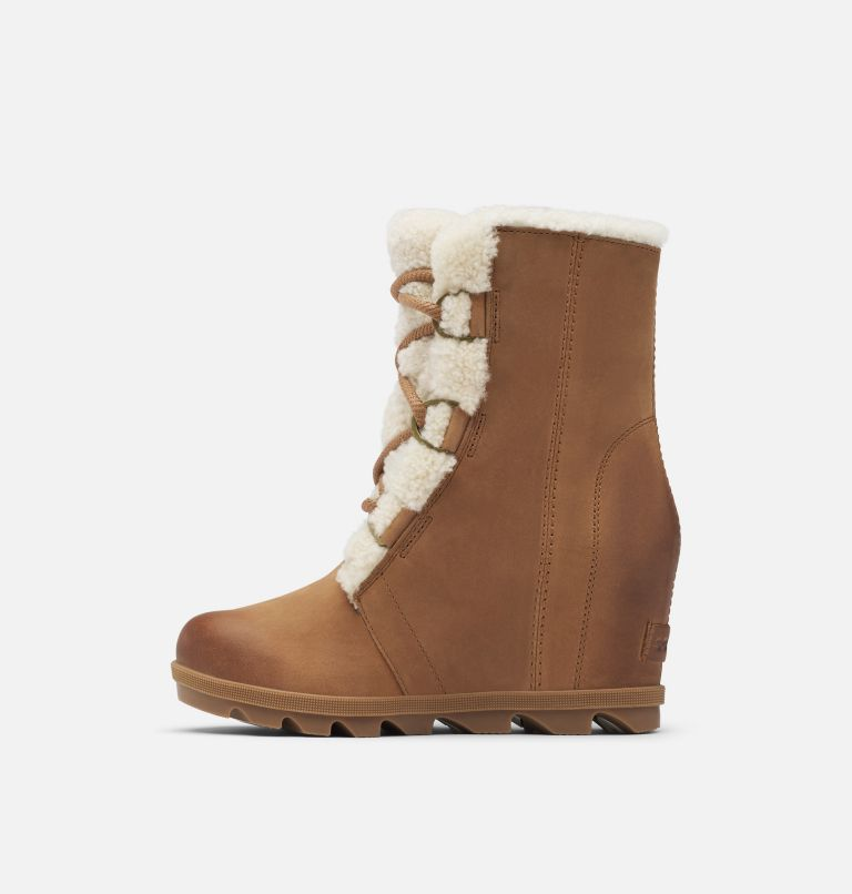JOAN OF ARCTIC™ WEDGE II SHEARLING | 242 | 6.5 Women's Joan of Arctic™ Wedge II Shearling Boot, Velvet Tan, medial