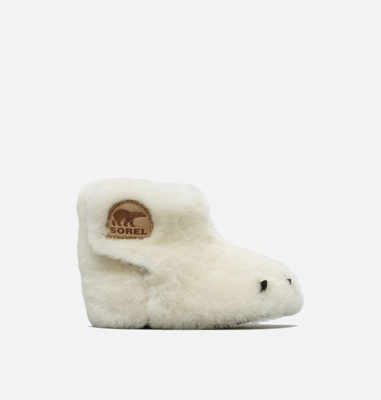 Infant Sorel™ Bear Paw Slipper Infant Sorel™ Bear Paw Slipper, front