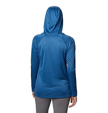 Women's Lake Clark™ Hoodie Lake Clark™EXS Hoodie | 541 | L, Impulse Blue, back