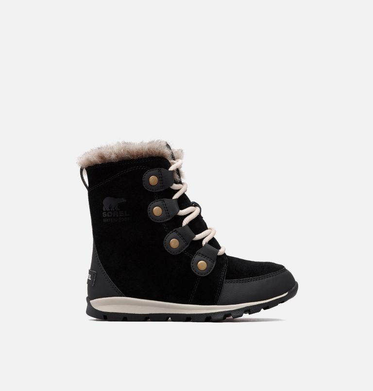 Big Kids' Whitney™ Suede Boot Big Kids' Whitney™ Suede Boot, front
