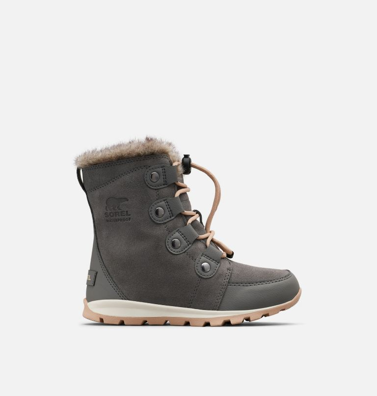 YOUTH WHITNEY™ SUEDE | 053 | 4 Youth Whitney™ Suede Boot, Quarry, front