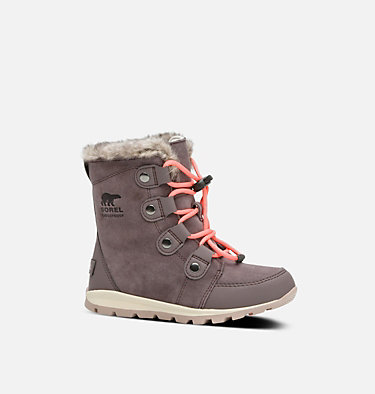 Youth Whitney™ Suede Boot YOUTH WHITNEY™ SUEDE | 053 | 1, Purple Sage, 3/4 front