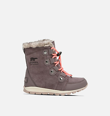 Youth Whitney™ Suede Boot YOUTH WHITNEY™ SUEDE | 053 | 1, Purple Sage, front