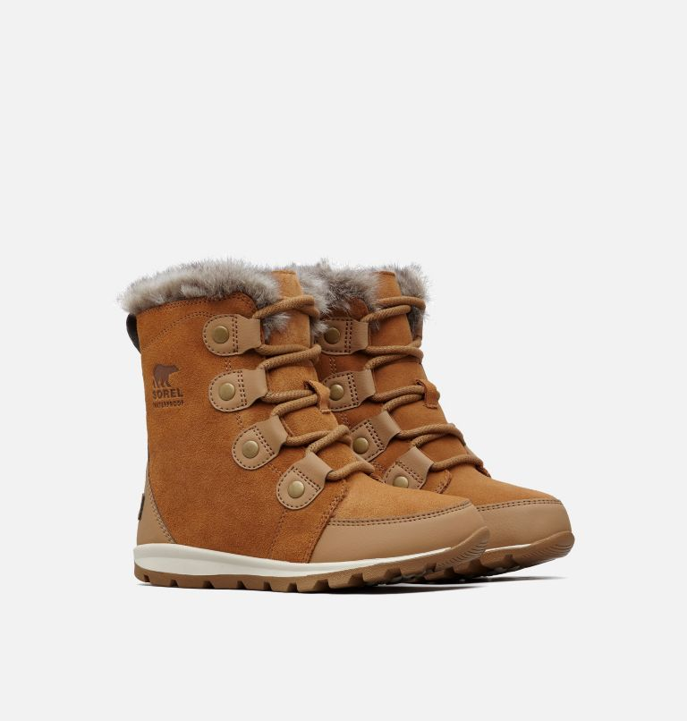 Little Kids' Whitney™ Suede Boot Little Kids' Whitney™ Suede Boot, 3/4 front