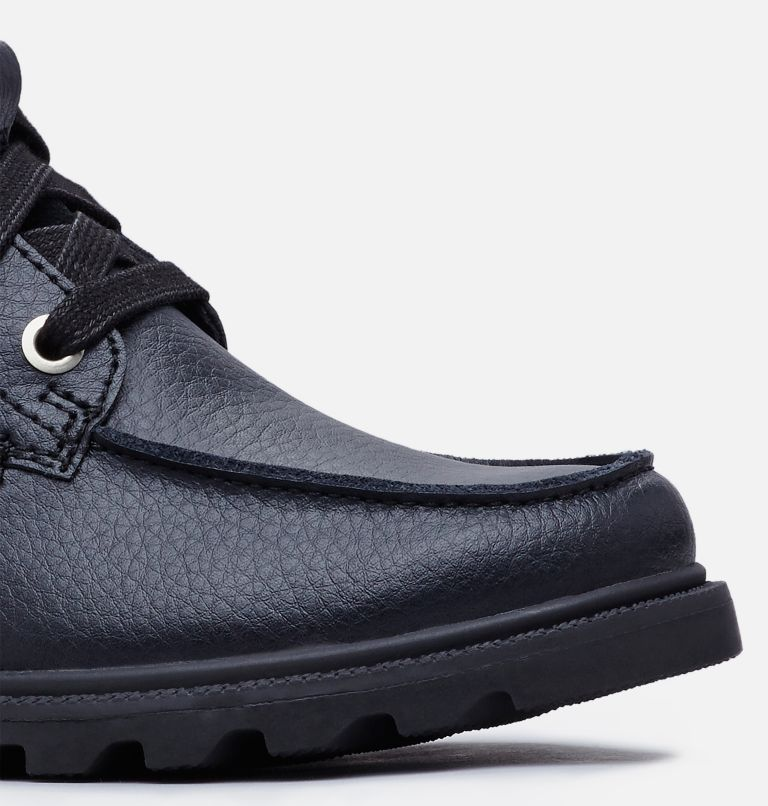 YOUTH MADSON™ MOC TOE WATERPROOF | 011 | 2 Youth Madson™ Moc Toe Boot, Black, Black, a1