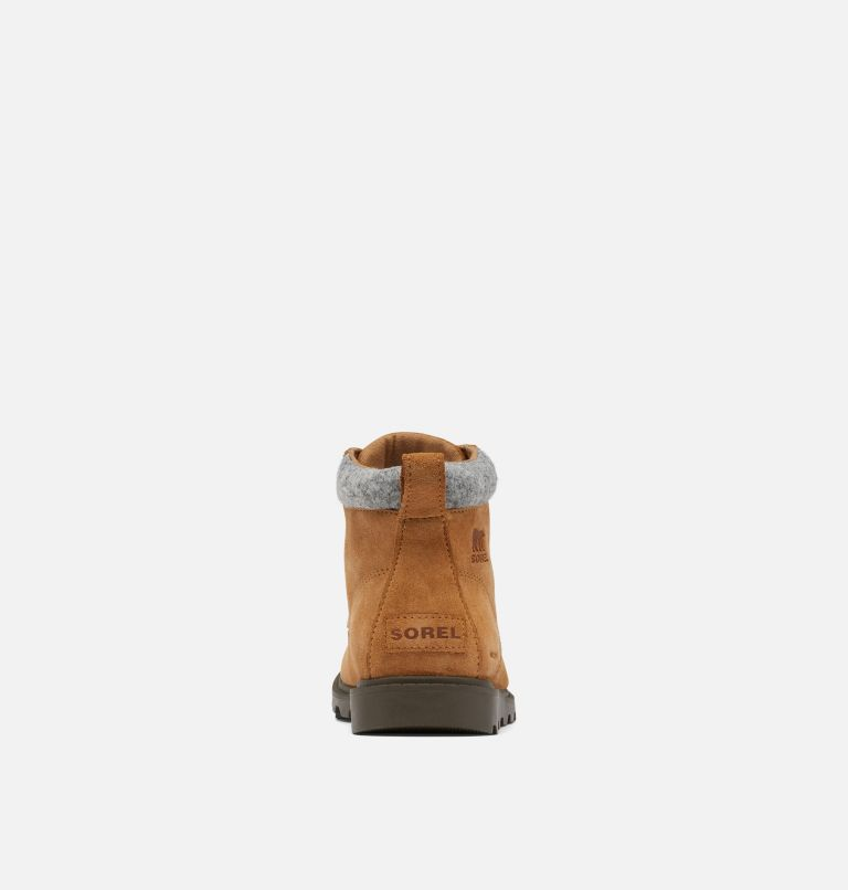 YOUTH MADSON™ MOC TOE WATERPROOF | 286 | 5 Youth Madson™ Moc Toe Boot, Elk, back