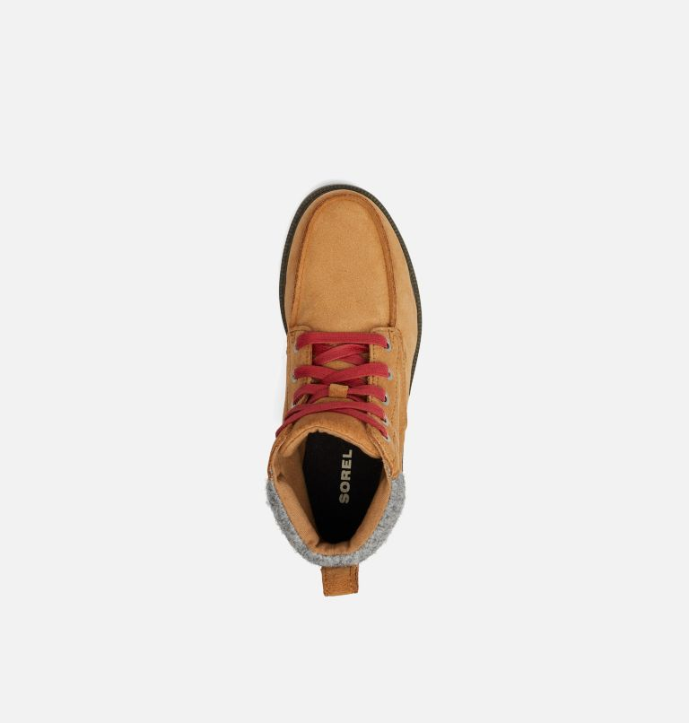 YOUTH MADSON™ MOC TOE WATERPROOF | 286 | 5 Youth Madson™ Moc Toe Boot, Elk, top