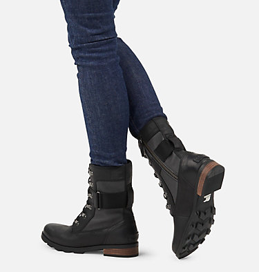 Women's Emelie™ Conquest Boot EMELIE™ CONQUEST | 052 | 10, Black, video