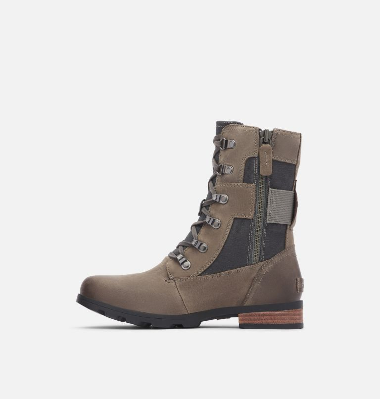 EMELIE™ CONQUEST | 052 | 5 Women's Emelie™ Conquest Boot, Quarry, medial