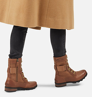 Women's Emelie™ Conquest Boot EMELIE™ CONQUEST | 052 | 10, Velvet Tan, video