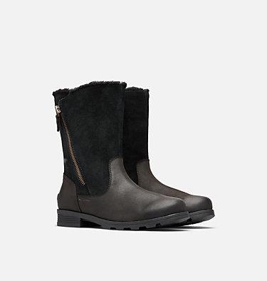 Women's Emelie™ Foldover Boot EMELIE™ FOLDOVER | 224 | 10, Black, 3/4 front