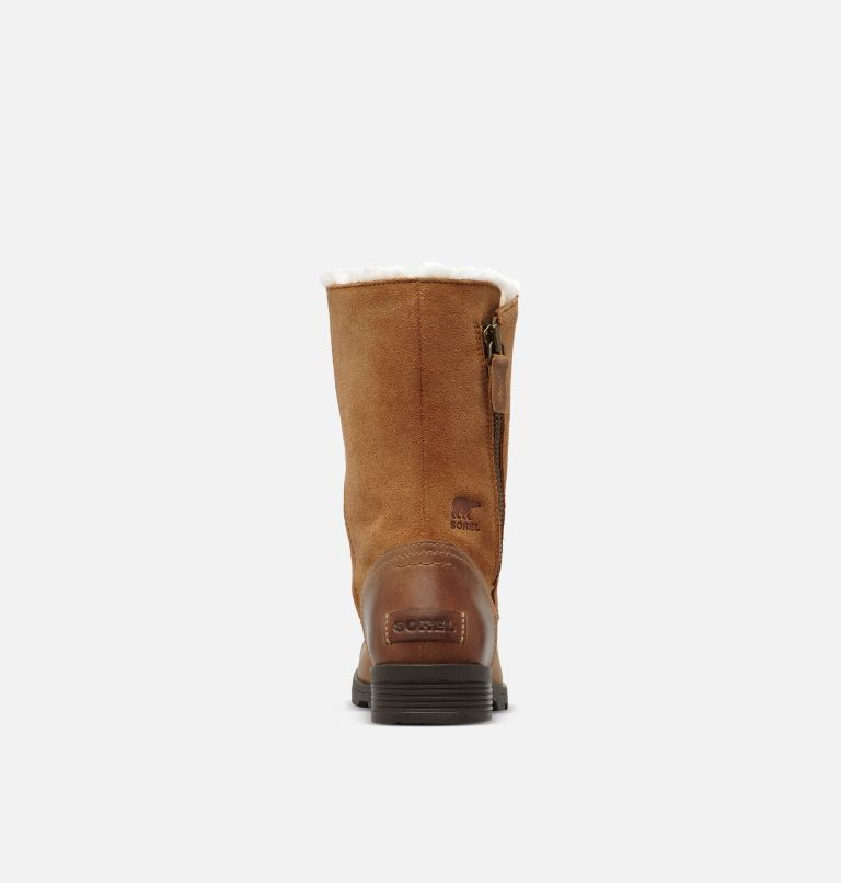 EMELIE™ FOLDOVER | 224 | 10 Botte rabattable Emelie™ femme, Camel Brown, back