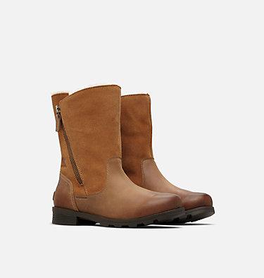Women's Emelie™ Foldover Boot EMELIE™ FOLDOVER | 224 | 10, Camel Brown, 3/4 front