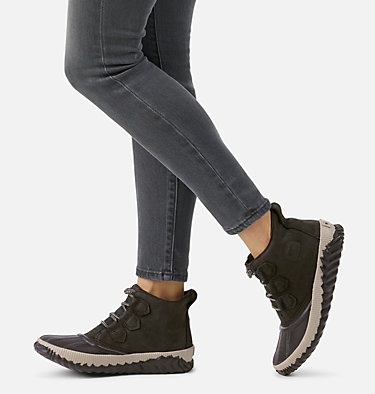 Women's Out 'N About™ Plus Boot OUT N ABOUT™ PLUS | 245 | 10, Black, 3/4 front