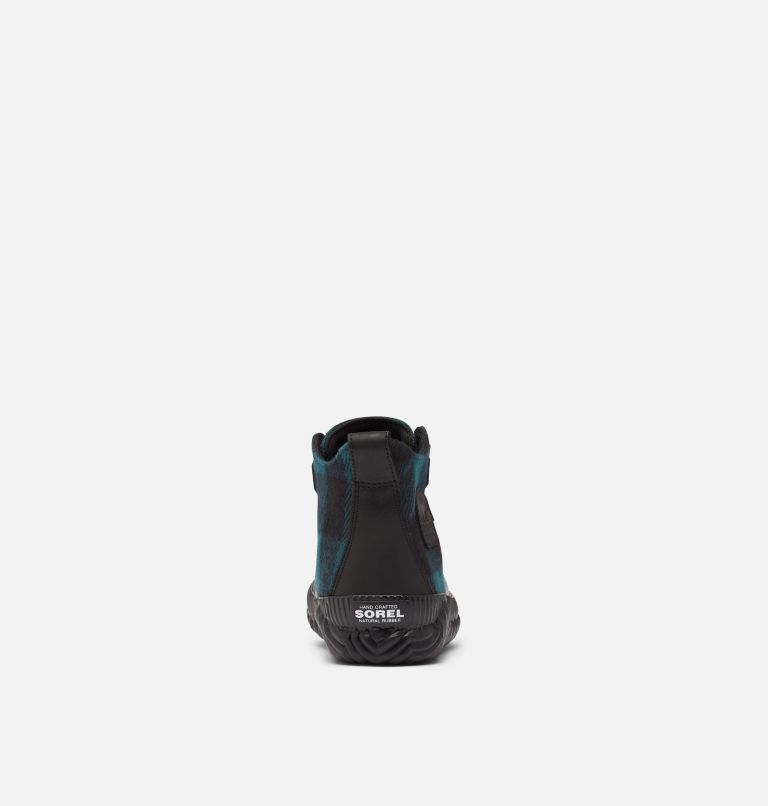 OUT N ABOUT™ PLUS | 010 | 7 Women's Out 'N About™ Plus Boot, Black, Plaid, back