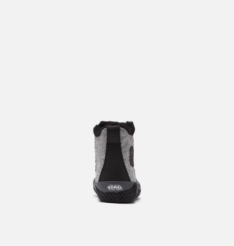OUT N ABOUT™ PLUS | 010 | 7.5 Women's Out 'N About™ Plus Boot, Black, Felt, back