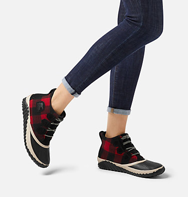 Women's Out 'N About™ Plus Boot OUT N ABOUT™ PLUS | 010 | 6, Black, Red Plaid, video