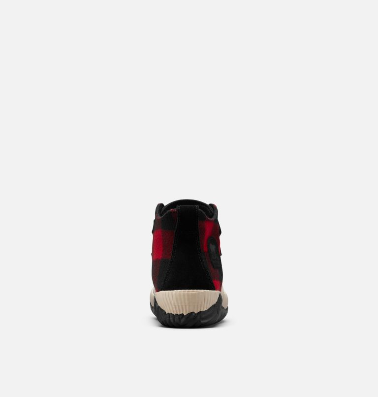 OUT N ABOUT™ PLUS | 010 | 6.5 Women's Out 'N About™ Plus Boot, Black, Red Plaid, back