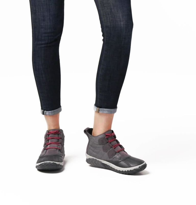 OUT N ABOUT™ PLUS | 052 | 6.5 Women's Out 'N About™ Plus Boot, Quarry, Quilted, video