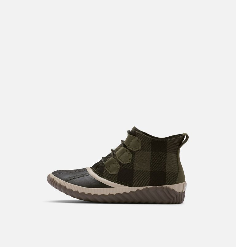 OUT N ABOUT™ PLUS | 326 | 5 Women's Out 'N About™ Plus Boot, Alpine Tundra, Plaid, medial