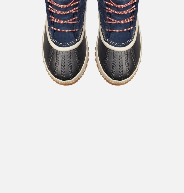 OUT N ABOUT™ PLUS | 464 | 10.5 Women's Out 'N About™ Plus Boot, Collegiate Navy, Quilted, top