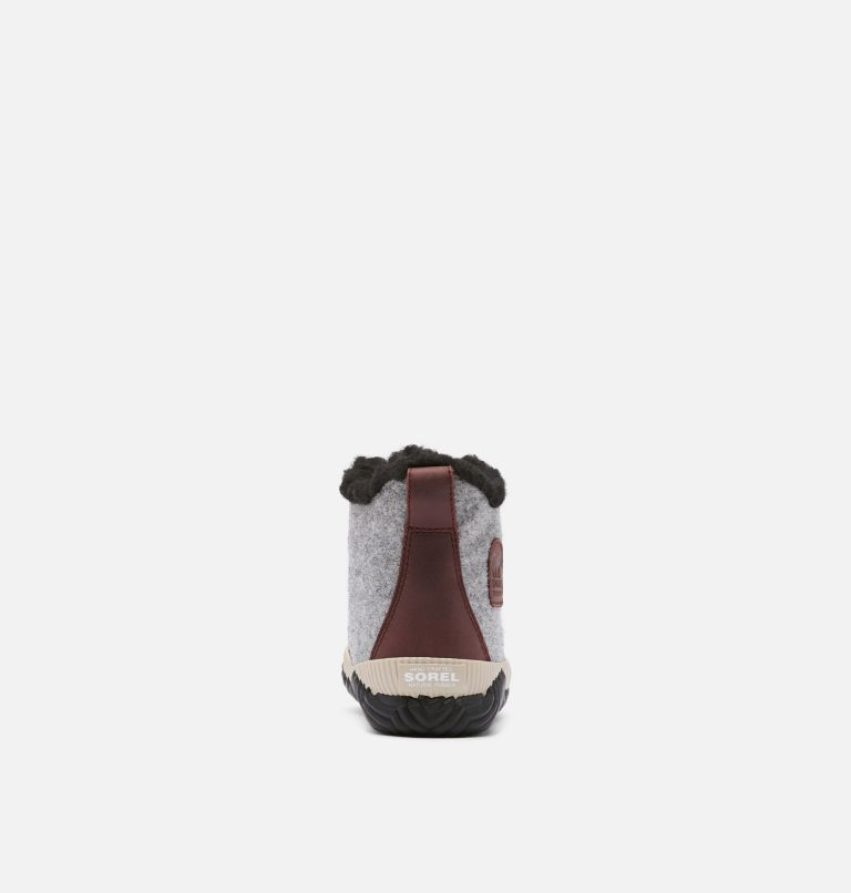 OUT N ABOUT™ PLUS | 628 | 6.5 Women's Out 'N About™ Plus Boot, Redwood, Felt, back