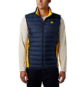 Men's Collegiate Lake 22™ Reversible Vest - Michigan