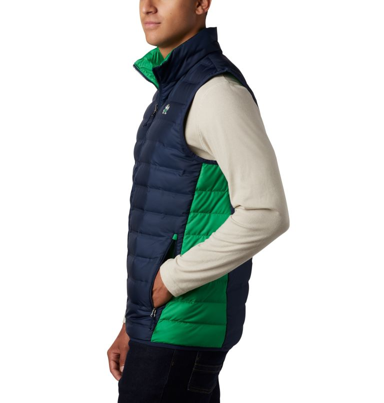 Men's Collegiate Lake 22™ Reversible Vest - Notre Dame Men's Collegiate Lake 22™ Reversible Vest - Notre Dame, a2