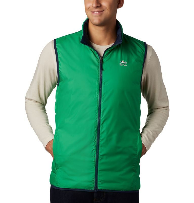 Men's Collegiate Lake 22™ Reversible Vest - Notre Dame Men's Collegiate Lake 22™ Reversible Vest - Notre Dame, a3