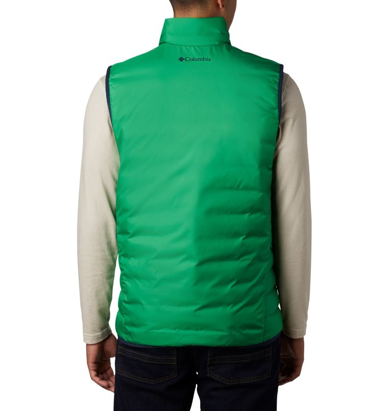 Men's Collegiate Lake 22™ Reversible Vest - Notre Dame Men's Collegiate Lake 22™ Reversible Vest - Notre Dame, a4