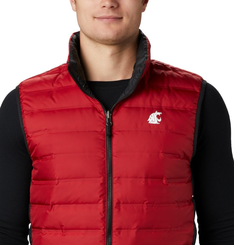Men's Collegiate Lake 22™ Reversible Vest Men's Collegiate Lake 22™ Reversible Vest, a4