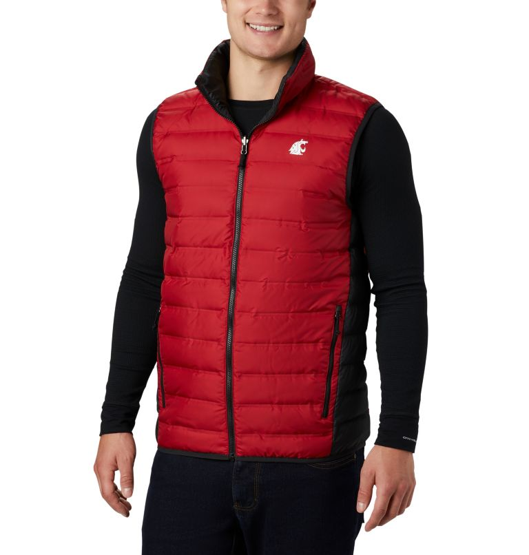 Men's Collegiate Lake 22™ Reversible Vest Men's Collegiate Lake 22™ Reversible Vest, front