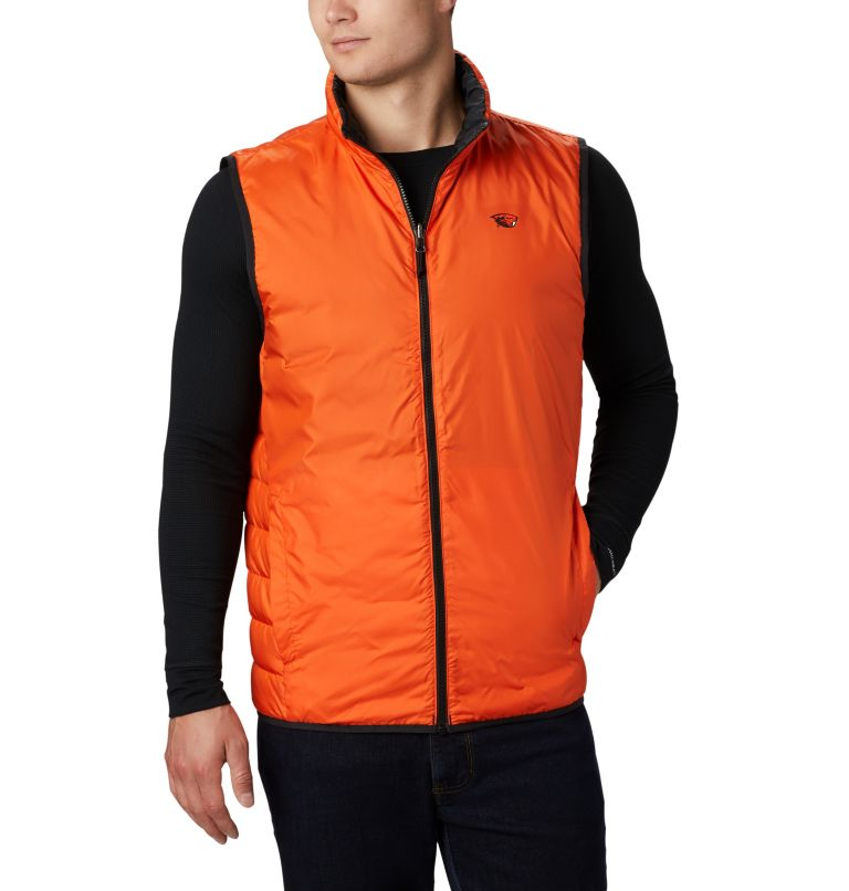 Men's Collegiate Lake 22™ Reversible Vest - Oregon State Men's Collegiate Lake 22™ Reversible Vest - Oregon State, a1