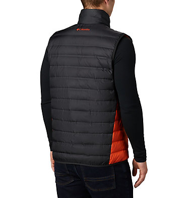 Men's Collegiate Lake 22™ Reversible Vest - Oregon State CLG Lake 22™ Reversible Vest | 975 | M, OSU - Black, Tangy Orange, back