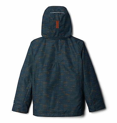 Boys' Bugaboo™ II Insulated Interchange Jacket Bugaboo™ II Insulated Intercha | 711 | XS, Canyon Gold Tweed, back