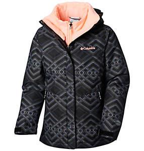 Girls' Bugaboo™ II Insulated Interchange Jacket
