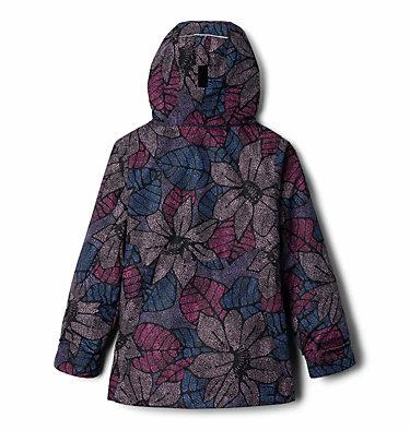 Girls' Bugaboo™ II Insulated Interchange Jacket Bugaboo™ II Insulated Intercha | 695 | L, Arctic Blue Flower Doodle, Arctic Blue, back