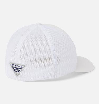 PFG Mesh™ Ball Cap - Michigan State CLG PFG Mesh™ Ball Cap | 170 | L/XL, MS - White, back