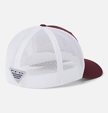 PFG Mesh™ Ball Cap - Texas A&M CLG PFG Mesh™ Ball Cap | 627 | S/M, TAM - Deep Maroon, back