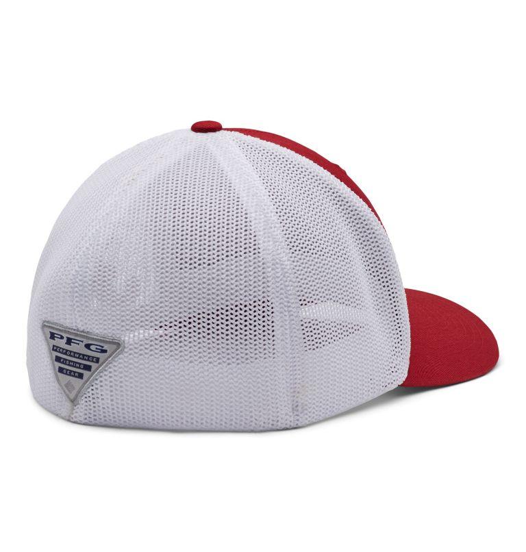 CLG PFG Mesh™ Ball Cap | 678 | S/M PFG Mesh™ Ball Cap - Alabama, ALA - Red Velvet, back