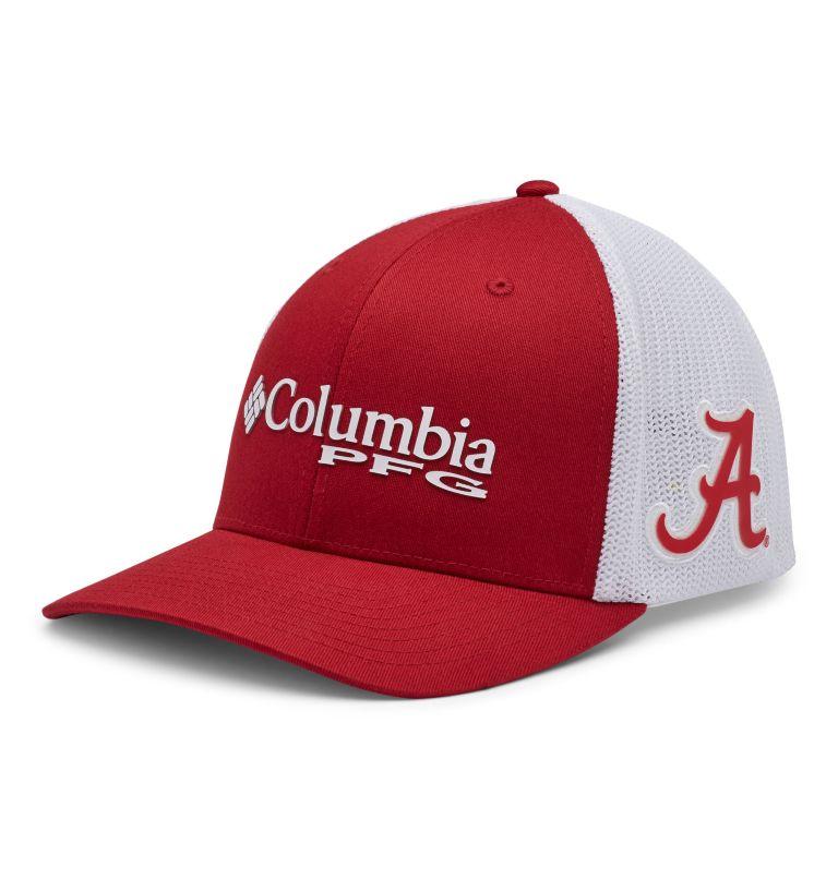 CLG PFG Mesh™ Ball Cap | 678 | S/M PFG Mesh™ Ball Cap - Alabama, ALA - Red Velvet, front