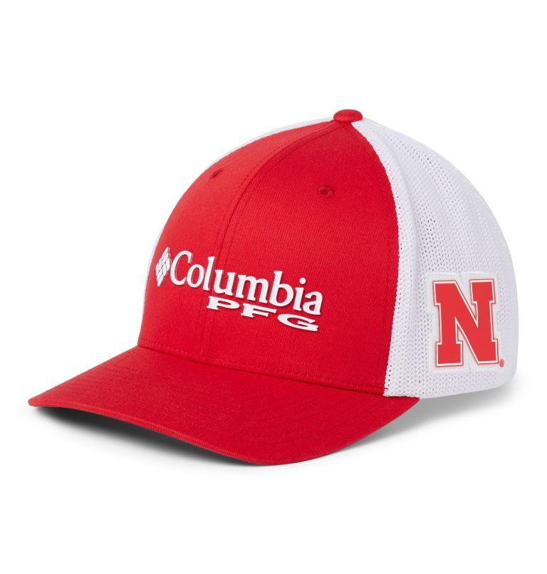 PFG Mesh™ Ball Cap - Nebraska PFG Mesh™ Ball Cap - Nebraska, front