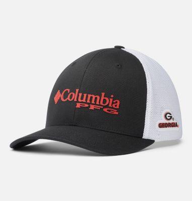 PFG Mesh™ Ball Cap - Georgia   Columbia Sportswear